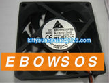 Delta 7015 AFB7015HB 12V 0.18A 3Wire Cooling Fan - ebowsos