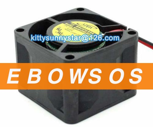 ADDA 3828 AD3812HB-B51GP 12V 0.25A 2Wire Cooling Fan - ebowsos