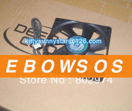 EVERCOOL 8015 EC8015TH12BA 12V 0.22A 3Wire Cooling Fan - ebowsos