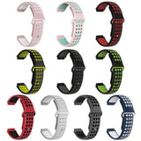 230mm Silicone Replacement Smart Watch Band Bracelet Strap Belt with Tool for Garmin Forerunner 220/230/235/630/620/735/645/S20 - ebowsos