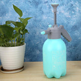 2L Portable Plant Spray Bottle Squeeze Watering Sprayer Bottles Pouring Kettle Household Gardening Irrigation Pesticide Spraying - ebowsos