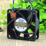 For original AVC 6025 12V 0.7A DS06025B12U P021 4-wire cooling fan double ball - ebowsos