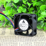 For Delta 4015 AFB0412SHB 12V0.35A 4CM cm large air volume speed fan 40*40*15MM - ebowsos
