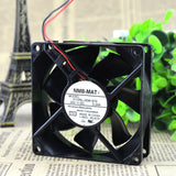 For NMB 3110RL-05W-S70 24V 0.24A 8025 8CM 2-wire Inverter Fan - ebowsos
