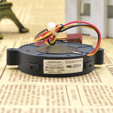 For Taiwan Xinhe EVERFLOW 6CM 6015 turbofan 1U server B126015BU 12V 0.4A - ebowsos