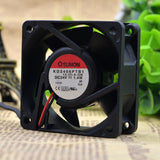 For Jianquan SUNON KD2406PTB1 6025 6CM 24V 1.4W Inverter Server Fan - ebowsos