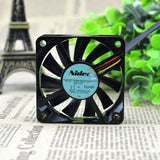 For original NIDEC D06R-24SS1 04B 6cm 24V 0.12A 6015 three-line inverter fan - ebowsos