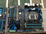 For ASUS P7P55D DELUXE LGA 1156 MOTHERBOARD - ebowsos