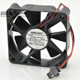 For 6015 Original NMB Cooling Fan Chassis Power Supply Heatsink 2406GL-05W-B50 24V 0.20A - ebowsos