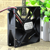For original NMB cooling fan 3610KL-04W-B39 9CM/9025 12V 0.20A three-line fan - ebowsos