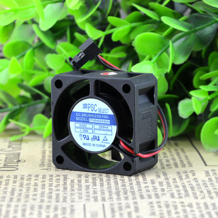 For Original PSC SELECT P1054020HB2N 4020 5V 1.10W 220MA Cooling Fan - ebowsos
