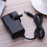 9V 300mA EU US AU AC to DC Power Adapter Converter 5.5*2.5mm Center Negative Pole of 5.5*2.1mm Plug - ebowsos