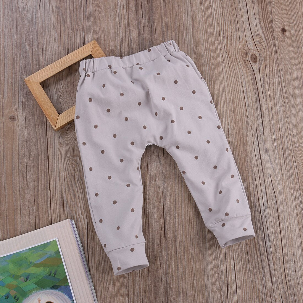 UK Toddler Baby Girls Rabbit 3D Ear Sweater Coat Leopard Pants Outfits Clothes