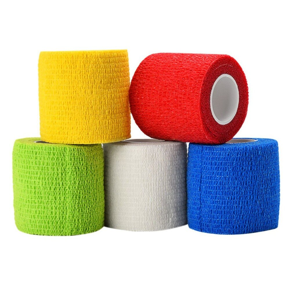 Bandage Wraps First Aid Tape Tattoo Self Adhesive Non Woven