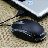 Fashion Gaming Mouse Design 1200 DPI USB Wired Optical Gaming Mice Mouse For PC Laptop - ebowsos