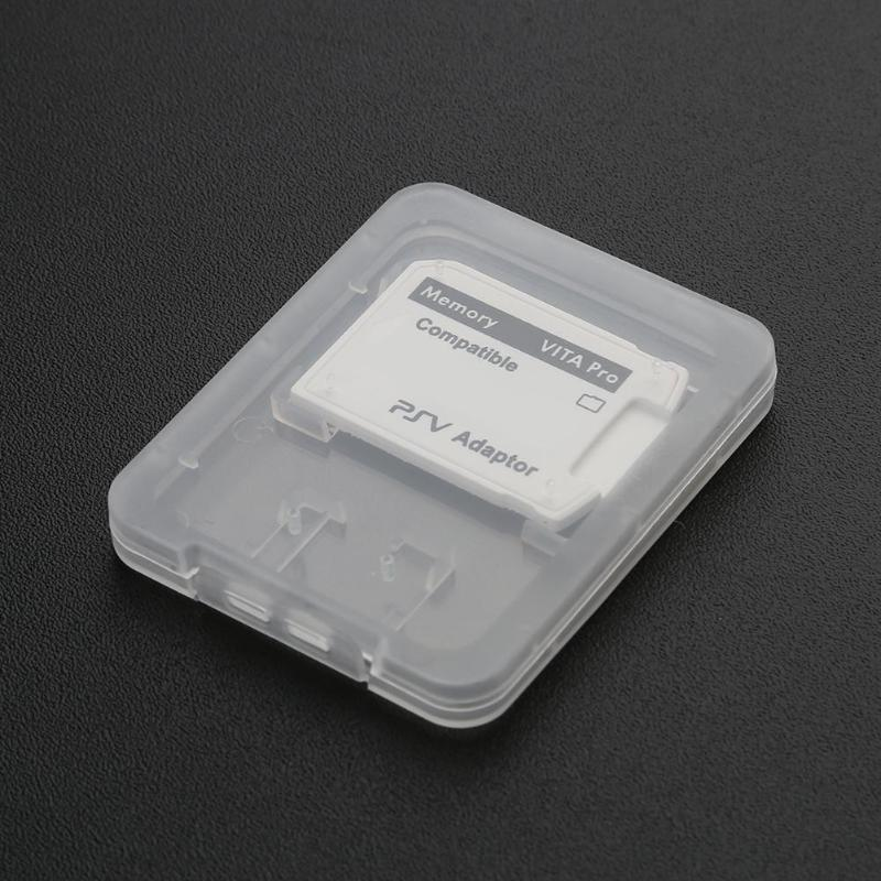 V5.0 SD2Vita For PS Vita Memory Convertor SD2VITA PRO Micro SD Card Adapter for Sony PS Vita henkaku Game 1000/2000 - ebowsos