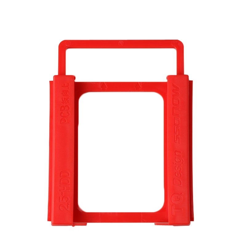 Hard Disk Stand 2.5-3.5 Inch Plastics Hard Disk Drive Mounting Bracket Adapter For Notebook PC SSD Holder - ebowsos