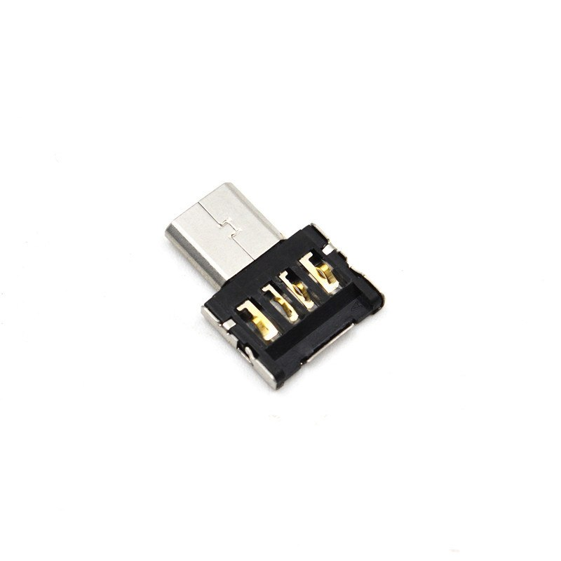 Mini USB 2.0 Micro USB OTG Electronic Charger Converter Adapter Cellphone - ebowsos