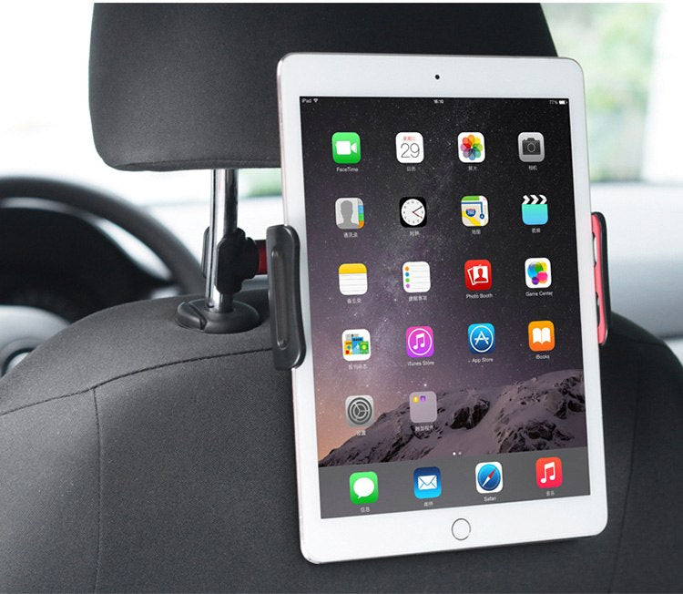 CAKEYCN 4-11'' Universal Tablet Car Holder For iPad 2 3 4 Mini Air 1 2 3 4 Pro Back Seat Holder Stand Tablet Accessories in Car - ebowsos