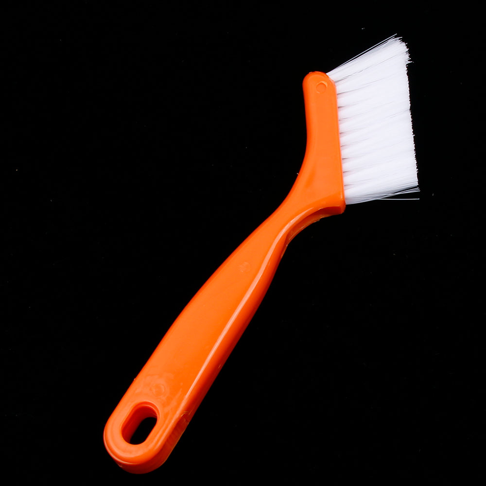 Hot 2 In 1 Keyboard Cleaning Tools Multipurpose Window Track Groove Cleaning Brush Keyboard Cranny Dust Shovel - ebowsos
