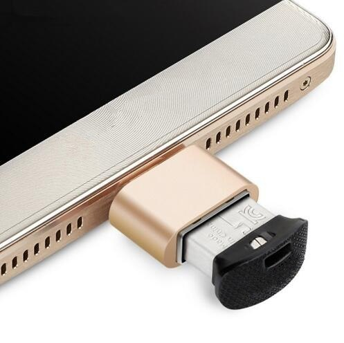 Newly Metal Mini Micro USB To USB OTG Adapter 2.0 Converter For Samsung Xiaomi LG Sony HTC Huawei Meizu Android Phone - ebowsos