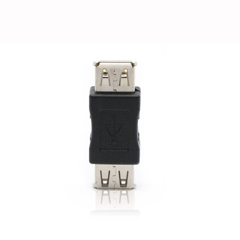 USB 2.0 Type A Female to A Female Coupler Adapter Connector F/F Converter Promotion Usb extend Jack - ebowsos