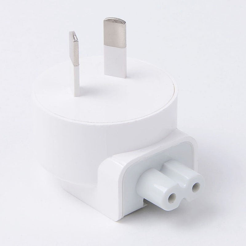 Wall AC Detachable Electrical AU Plug Duck Head for Apple iPad iPhone USB Charger MacBook Power Adapter - ebowsos