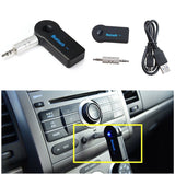 Wireless Bluetooth Receiver Adapter Dongle Mini 4.1 Stereo 3.5mm Jack for Car Computer Music Audio Aux For Headphone Handsfree - ebowsos