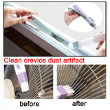 Multifunctional Brush Ultra-thin laptop Cleaning Brush For Laptops Notebooks Window Kitchen - ebowsos