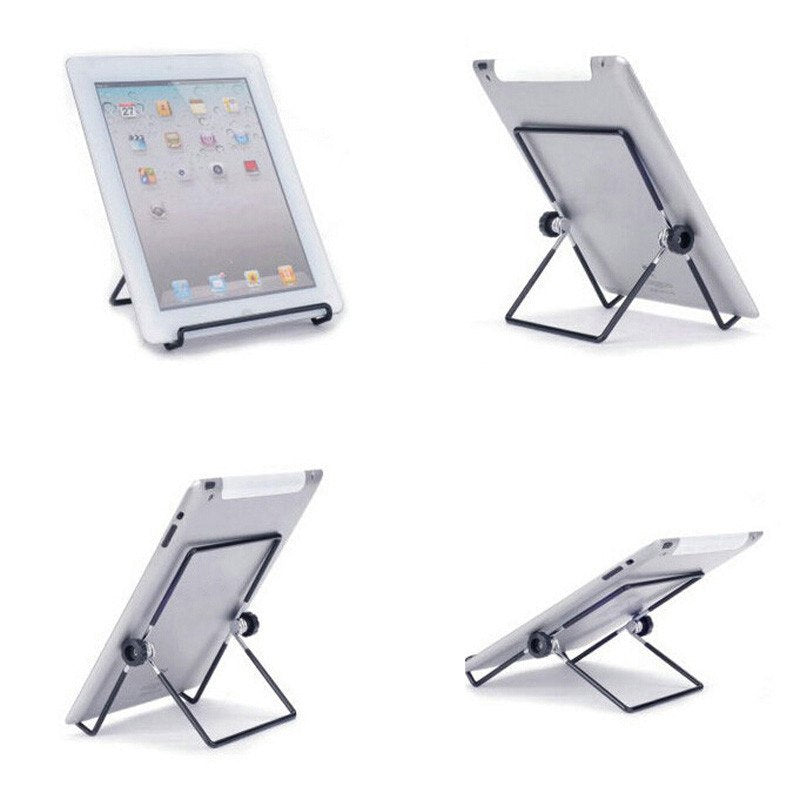 Universal Fold Tablet Holder Swivel Bracket Stand For Tablet New Fashion Size S L - ebowsos