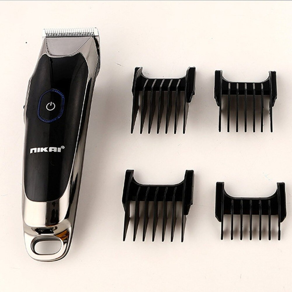 Hair Clipper Rechargeable Electric Hair Cutter Professional Portable Hair Trimmer Universal Barber Haircut Tool men razor - ebowsos
