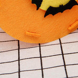 Halloween Candy Bag 3pcs Pumpkin Basket Ghost Holiday Decoration Gift Set - ebowsos