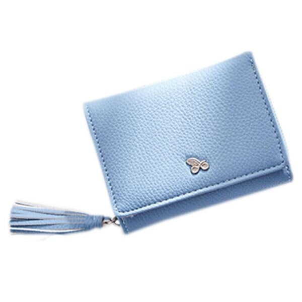 Hot-Women PU Leather Long Purse Ladies Clutch Coin Phone Bag Wallet Card Holder - ebowsos