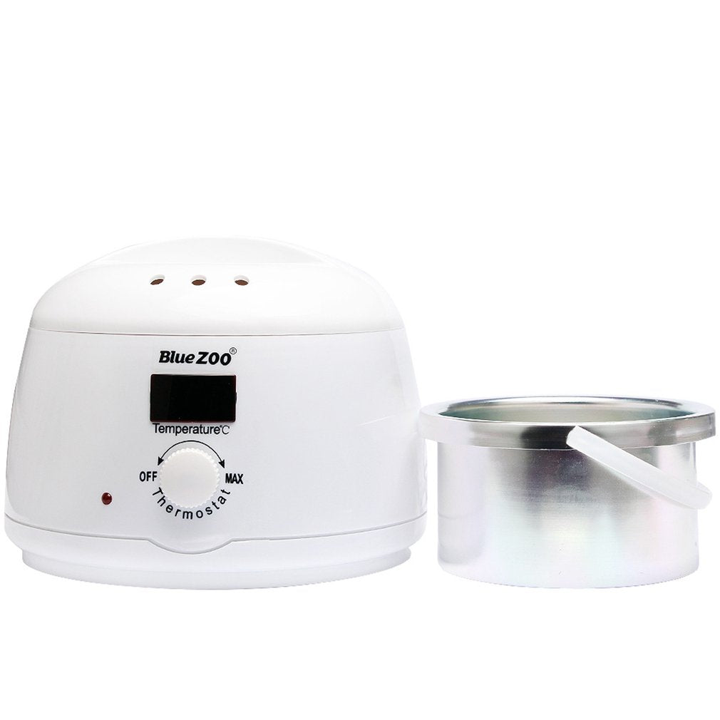 LCD Display Salon Wax Paraffin Heating Pot Warmer Heater Hands Feet Wax Machine Therapy Bath Wax Hand Massager - ebowsos