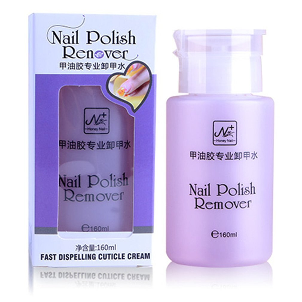 Nail Polish Aroma Professional 160ml Boutique Water Bottle Box For The Delicate Design Of Any Skin Type - ebowsos
