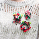 Non Finished Poked DIY Handmade Wool Felt Materials Package Brooch Gift - ebowsos