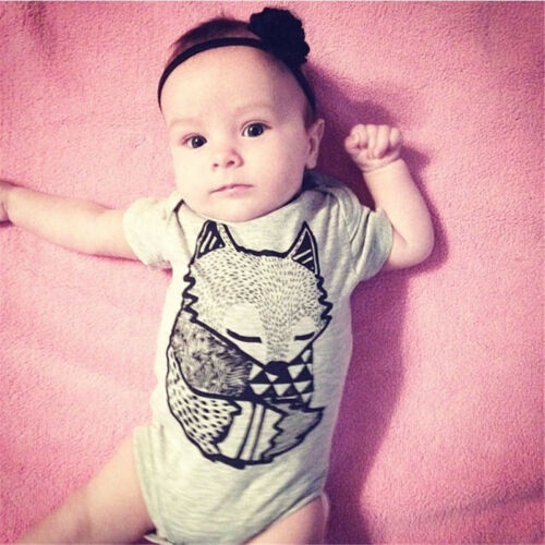 Printed New Born Baby Girl Clothing Children Toddlers Rompers Baby Boy Romper Newborn Baby Clothes Cute Real Photo Sale Ebowsos