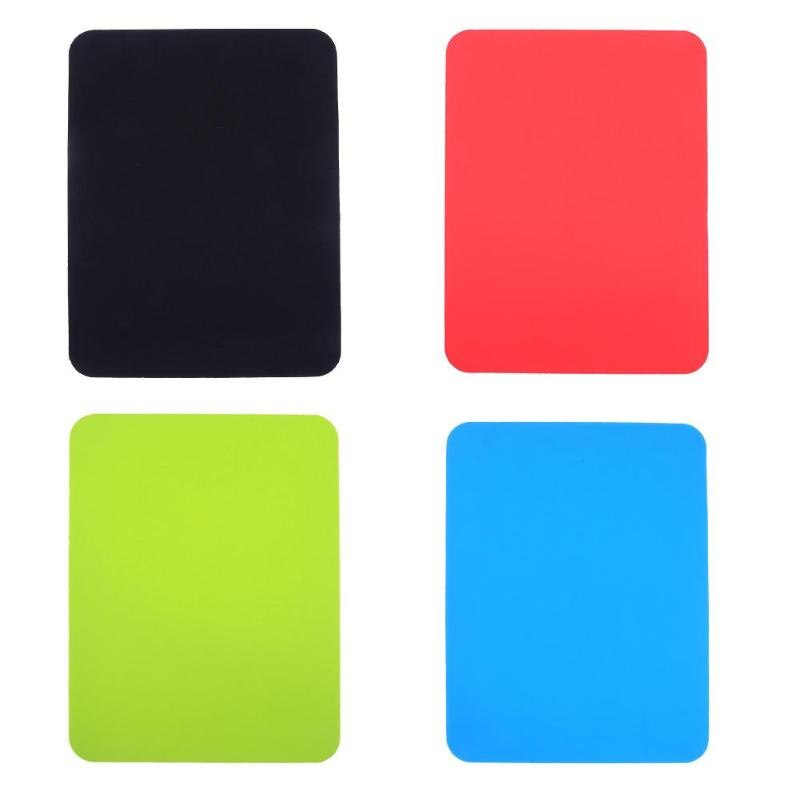 Silicone Mouse Pad Mice Mousepad 205*155*2mm Gaminig Locking Edge Mousepad Mouse Mat Control/Speed Version High Quality Mice Pad - ebowsos