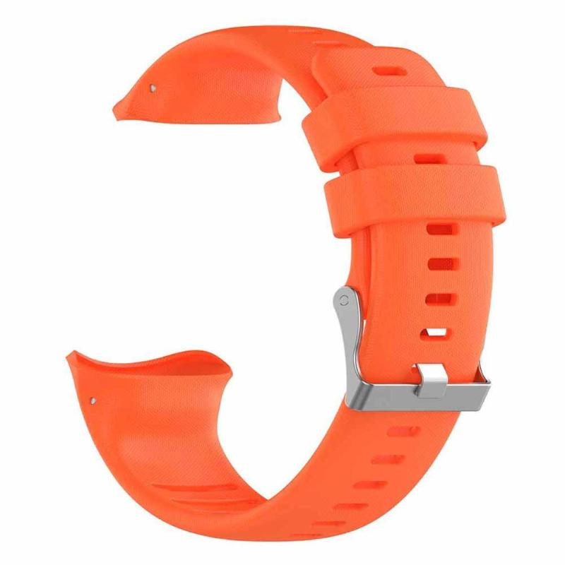 Silicone Sports Watch Band Bracelet Wrist Strap Replacement for Polar Vantage V Smart Watch High Quality Watch Band Colorful - ebowsos