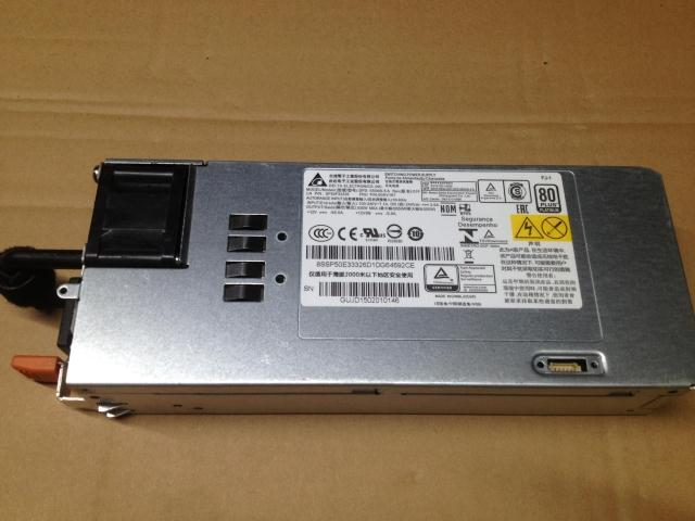 For IBM X3550M4 X3630M4 X3650M4 550W server power supply - ebowsos