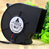 For BBQ Grill Exhaust Fan Centrifugal Turbine Blower BFB1012M 9733 12V 0.60A - ebowsos