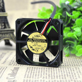 For Taiwan ADDA 6015 DC5V 0.37A AD0605HB-D73GL 6CM switch fan - ebowsos