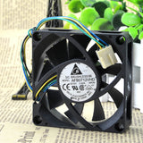 For new Delta 7020 fan AFB0712VHD 7CM four-wire temperature control amd radiator equipment fan - ebowsos