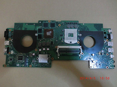 For ASUS G46VW Intel Laptop Motherboard s989 - ebowsos