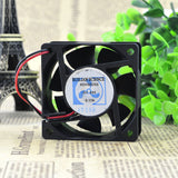 For original RUILIAN SCIENCE RDH6025S 24V 0.17A 6CM 6025 2-wire cooling fan - ebowsos