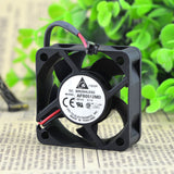 For DELTA Delta 5CM 5020 double ball chassis fan 12V 0.11A AFB0512MD large air volume - ebowsos