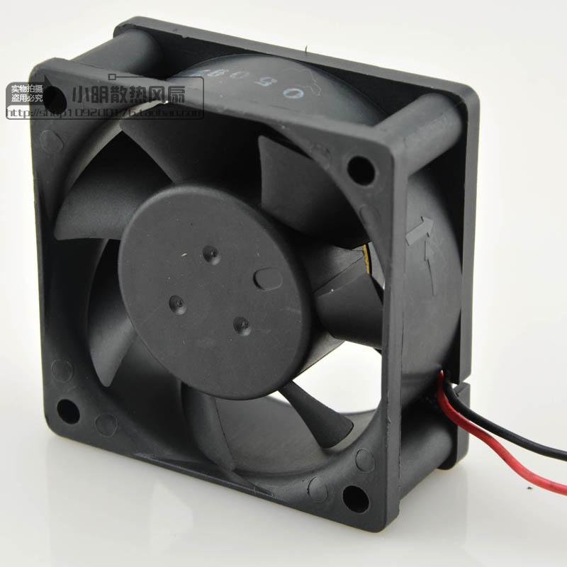 For Delta/Taiwan 6025 6cm/CM fan ASB0612H 12V 0.34A Violent cooling fan - ebowsos