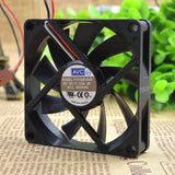 For Genuine AVC F7015B12HN 7CM 12V 0.3A 7015 CPU Mute 3 Line Cooling Fan - ebowsos