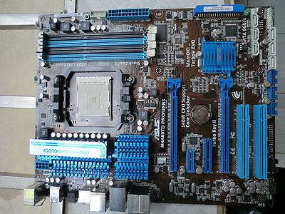 For ASUS M4A89TD PRO Socket AM3 MotherBoard - ebowsos