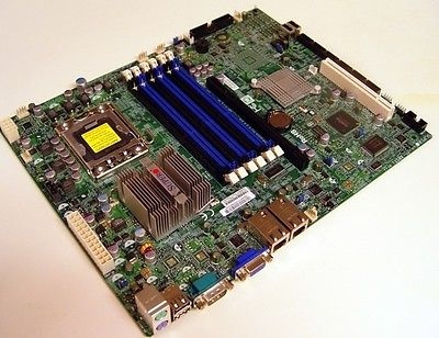 For Supermicro X8STI-F Used workstation 1366 pin X58 server motherboard - ebowsos